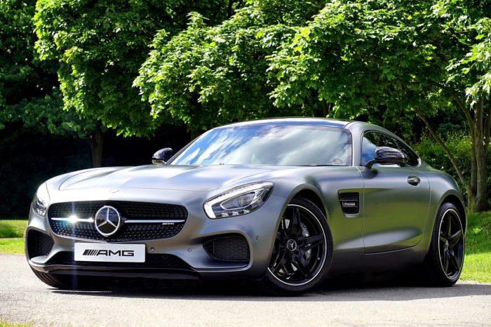 Voiture de luxe 2018 Mercedes-benz